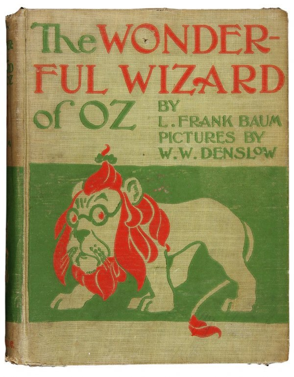 4009: The Wonderful Wizard of Oz 1st Edition 2nd State