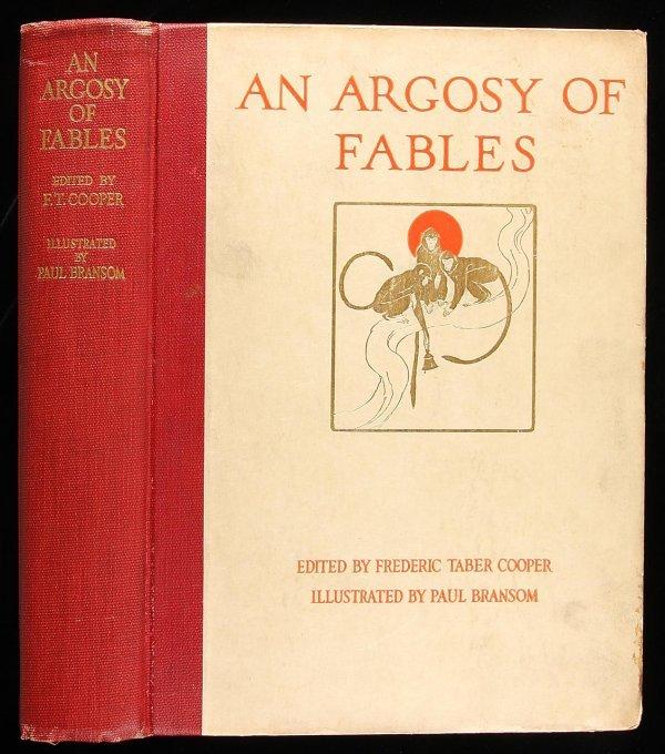 4015: An Argosy of Fables Paul Bransom Illustrations