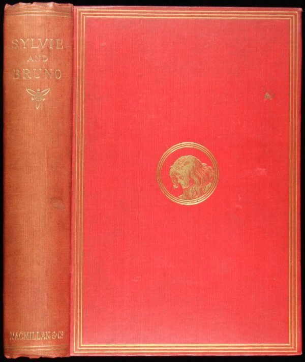 4019: Lewis Carroll Sylvie and Bruno First Edition