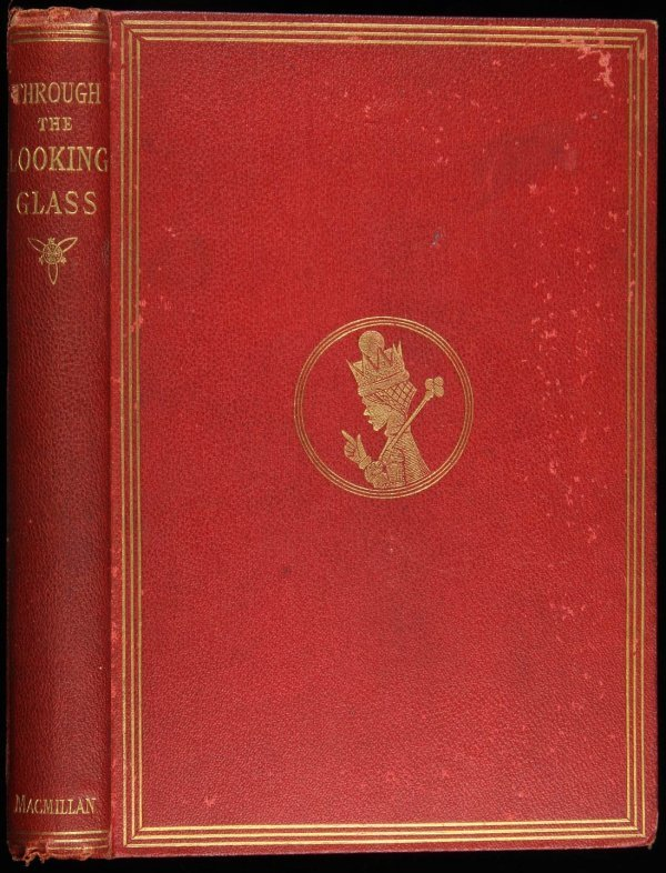 4021: Lewis Carroll, Through the Looking-Glass 1st Ed.