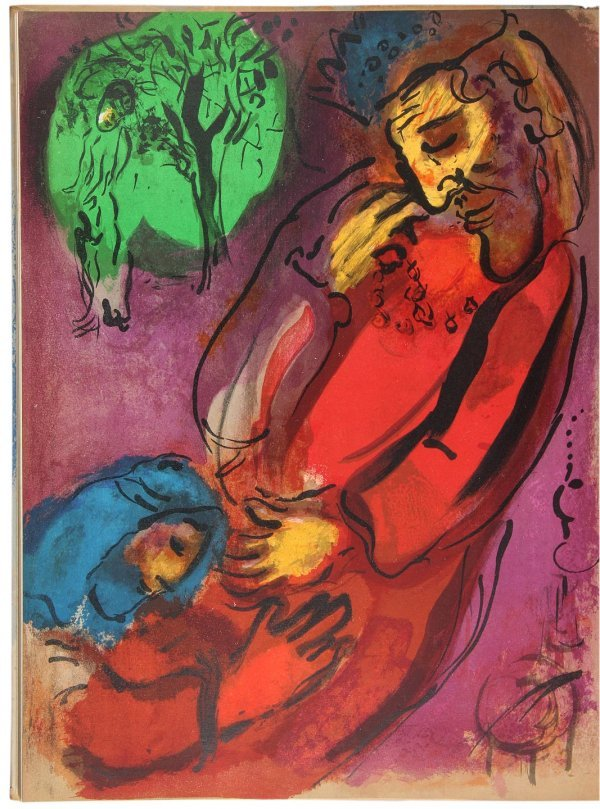 4023: Marc Chagall Illustrations for the Bible