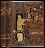 4035 Dantes Inferno  Purgatory  Paradise Dore Illus