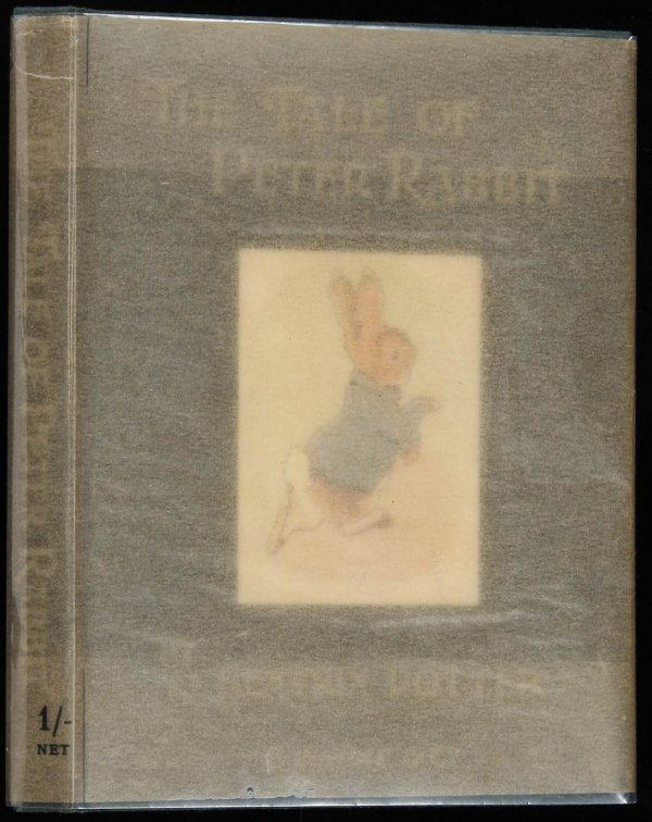 4097: The Tale of Peter Rabbit with Glassine Jacket