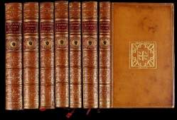 4274 Clarendons Civil Wars in England Finely Bound