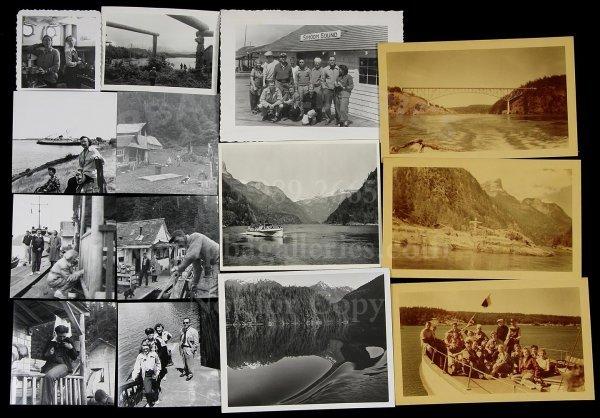2: Bernard Hubbard Alaska Archive