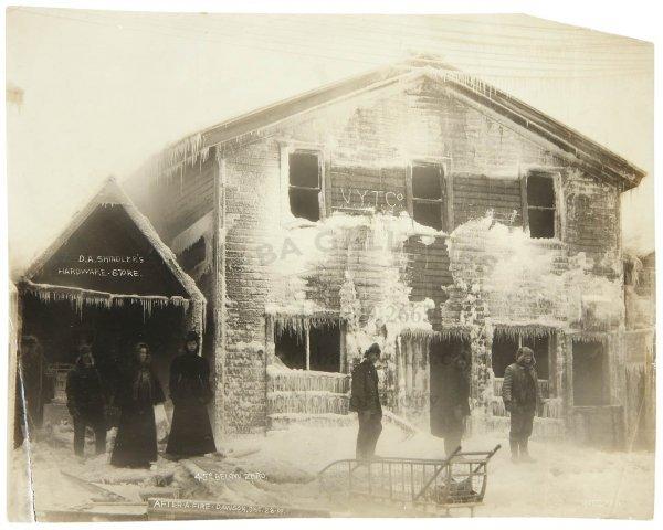 6: Photos of Alaska Gold Rush 1898-1900