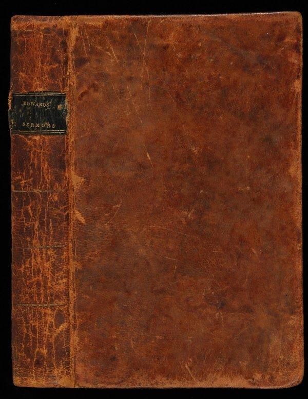 11: Sermons of Jonathan Edwards 1780