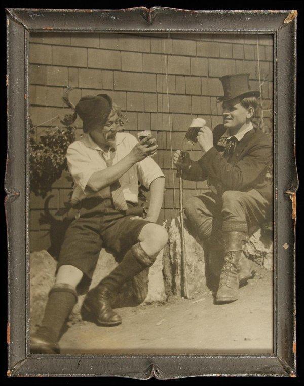 1024: Jack London Vintage Photograph