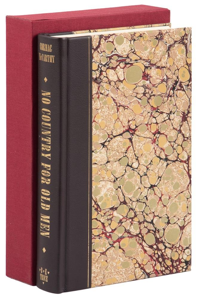 McCarthy, No Country Old Men, Signed Ltd 1st Ed.
