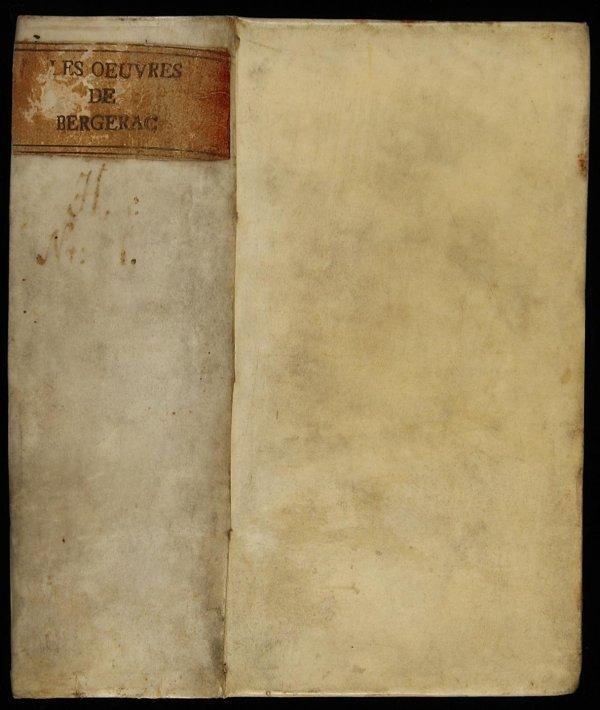 2006: Les Oeuvres Diverses de Cyrano Bergerac