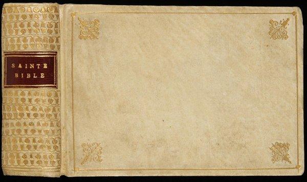 2008: Striking Biblical engravings, 1643