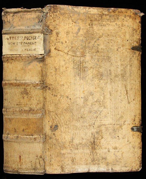 2009: Hutter's Polygot Bible Nuremberg 1599