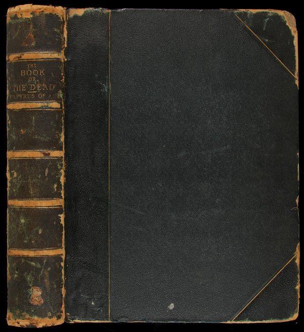 2021: The Egyptian Book of the Dead 1895