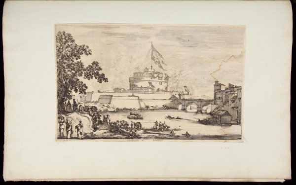 2023: Etchings by Jacques Callot & Stefano Della Bella