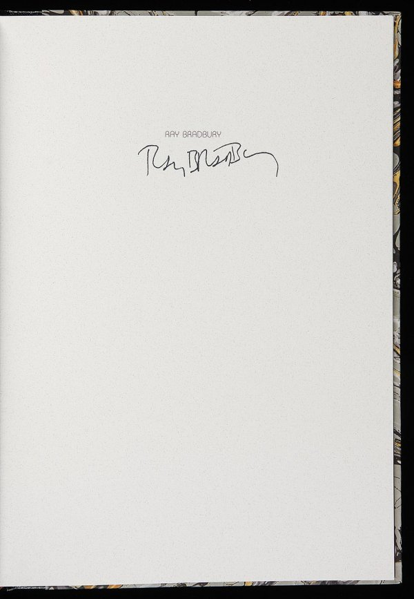 4012: Ray Bradbury Death Has Lost Its Charm 1 of 26