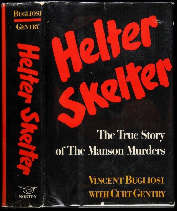 4016: Helter Skelter First Edition