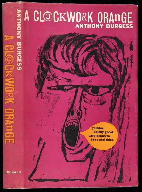 4020: Anthony Burgess A Clockwork Orange 1st Edition