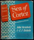 4274 Steinbeck  Ricketts Sea of Cortez 1st Ed in dj