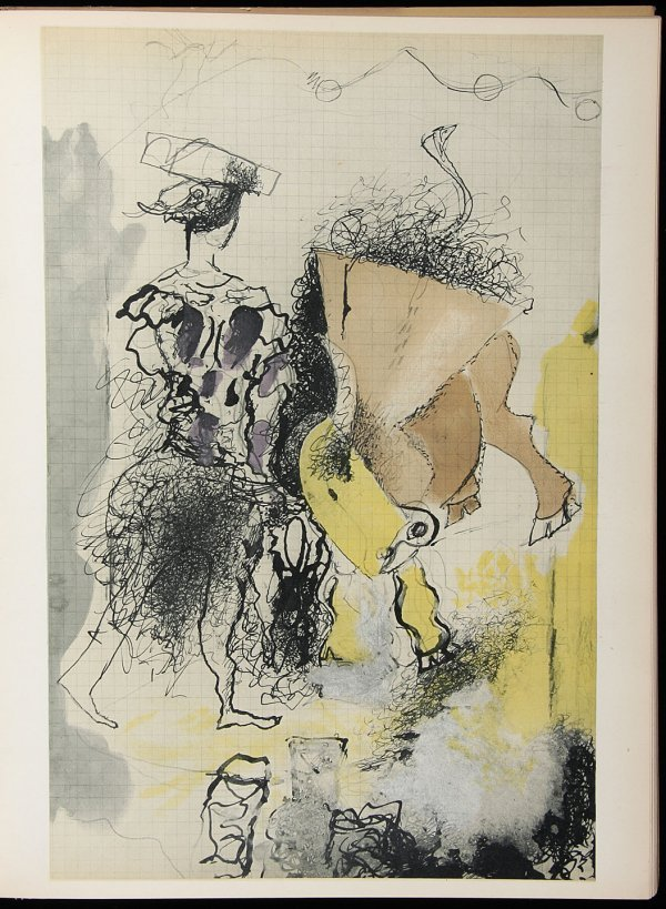 21: The Intimate Sketchbooks of G. Braque