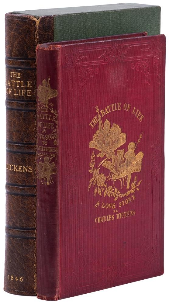 Dickens' fourth Christmas book