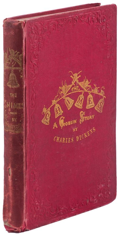 Dickens' second Christmas book