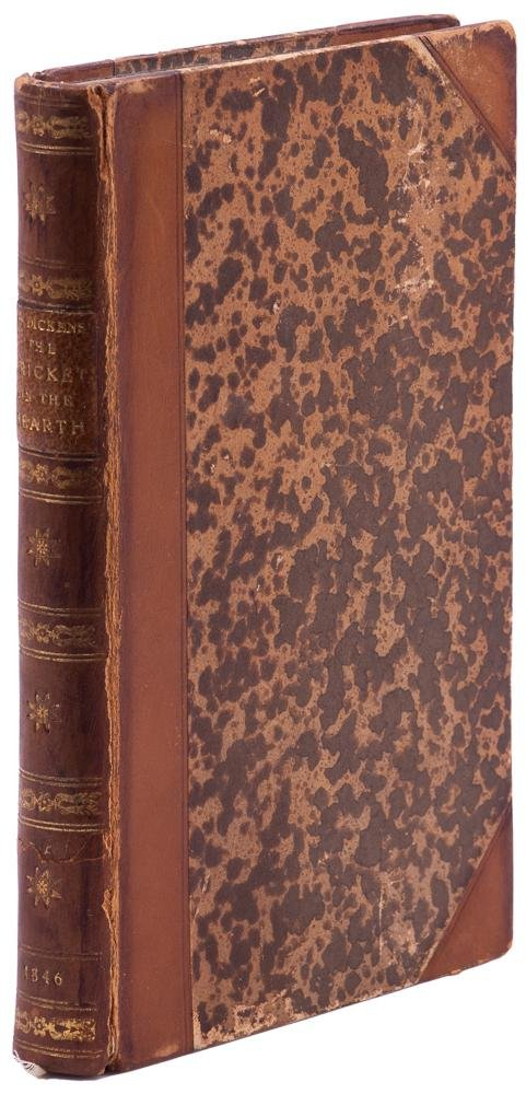 Dickens' third Christmas book