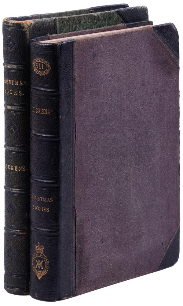Two Dickens volumes of Christmas material