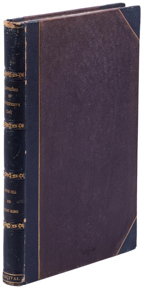 Sibson's steel etchings for Dickens