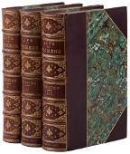 Forsters Life of Dickens finely bound
