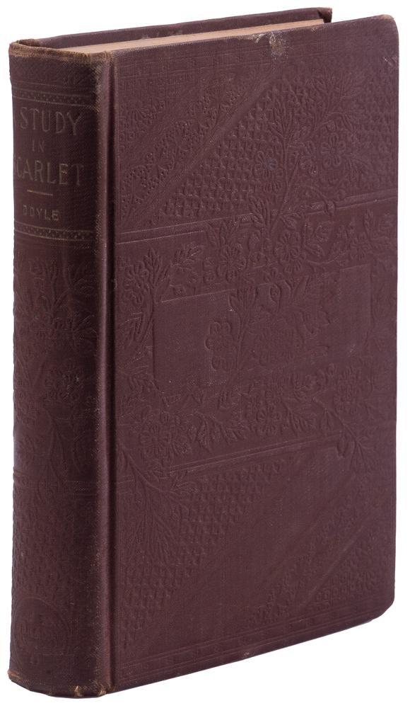 American piracy of first Sherlock Holmes book