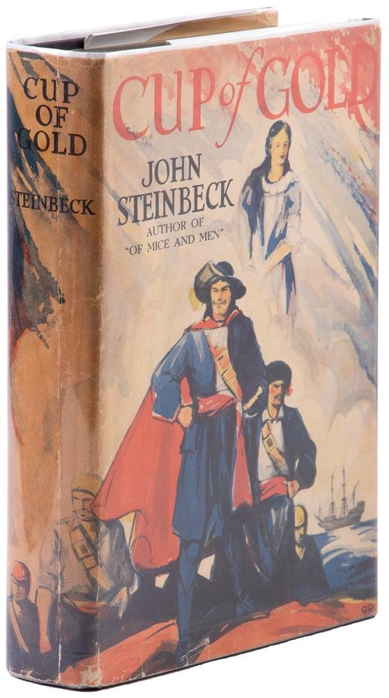Steinbeck Cup of Gold, 2nd Ed.