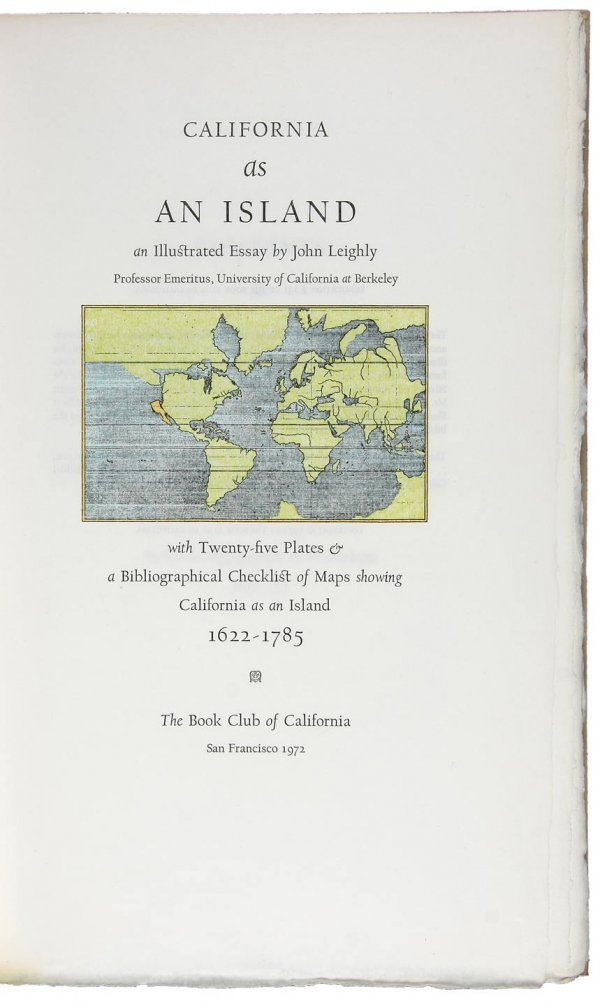 1319: Leighly's California as an Island, One of 450