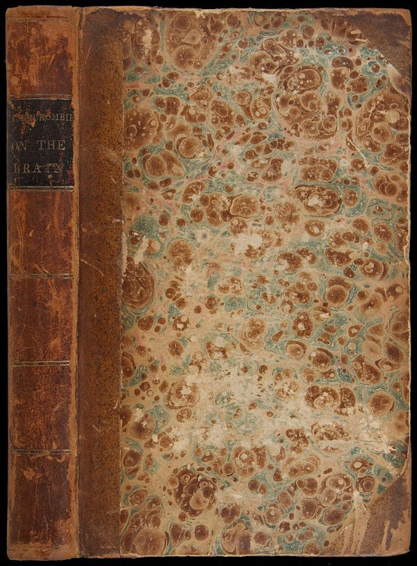 2001: Diseases of the Brain & Spinal Cord 1836
