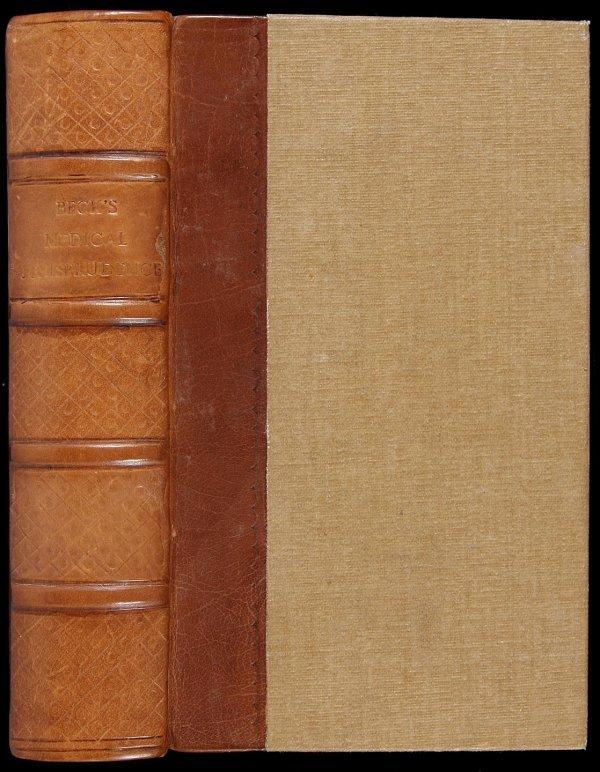 2018: Beck's Elements of Medical Jurisprudence 1825