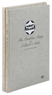 MONTBLANC Diary & Collector's Guide by Rosler