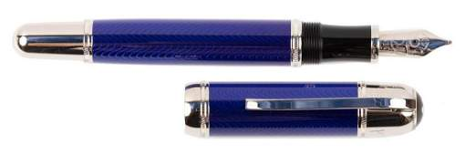 MONTBLANC Writers Series: VERNE Fountain Pen