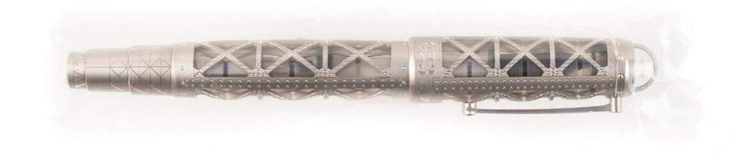 MONTBLANC Artisan Ed: GUSTAVE EIFFEL Ltd Fountain Pen