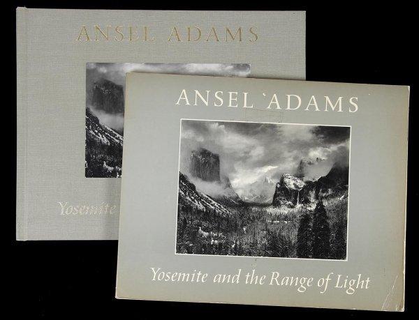 4464: Ansel Adams Yosemite & Range of Light