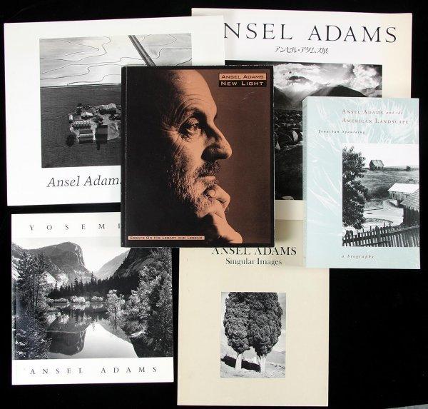 4468: 11 volumes on Ansel Adams photography