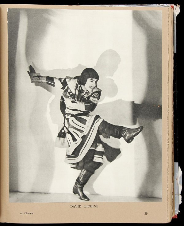 4471: Ballet: Camera Studies by Gordon Anthony