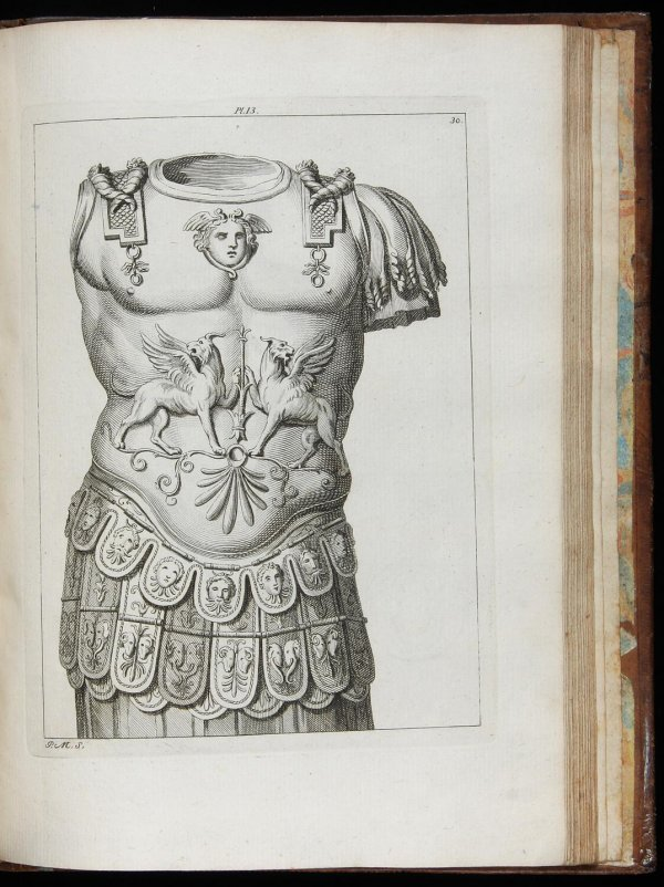 4756: Andres Lens Costumes of Antiquity 1776