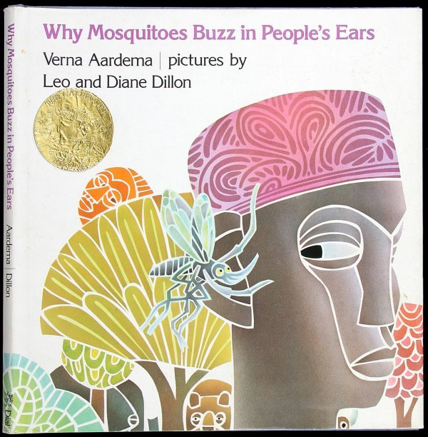 3001: Why Mosquitoes Buzz in People's Ears 1st Printing