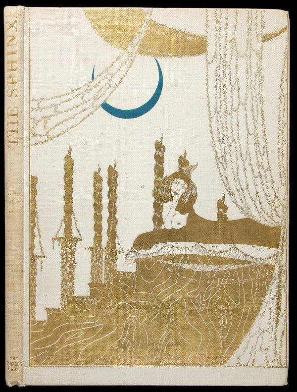 3003: Oscar Wilde The Sphinx Illustrated by Alastair