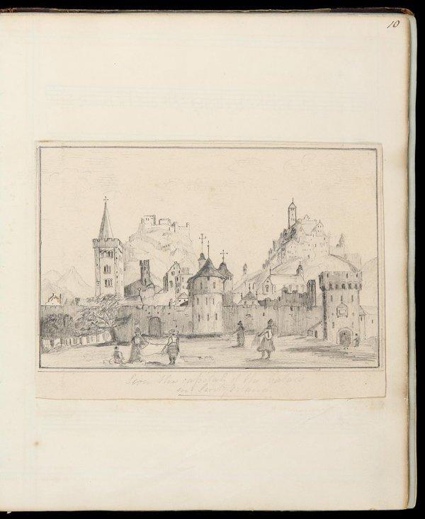 3004: 19th Century Album w/Original Artwork