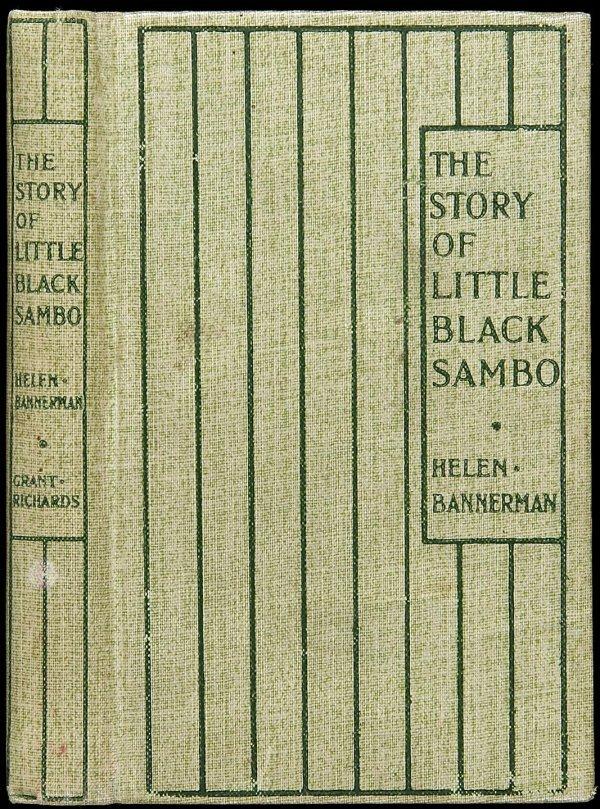 3010: Little Black Sambo 4th Edition 1900