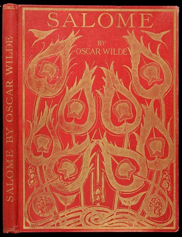 3019: Oscar Wilde Salome Aubrey Beardsly Illustrations