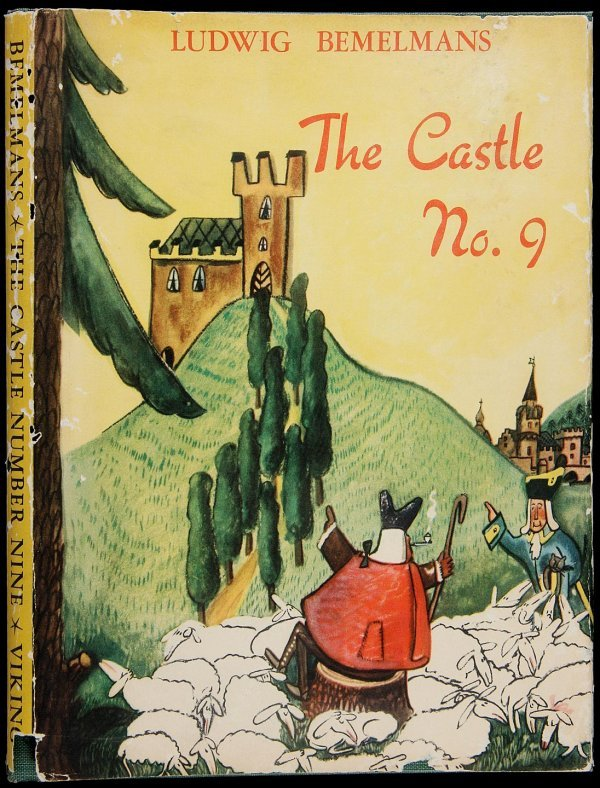 3021: The Castle No. 9 1st ed with dj