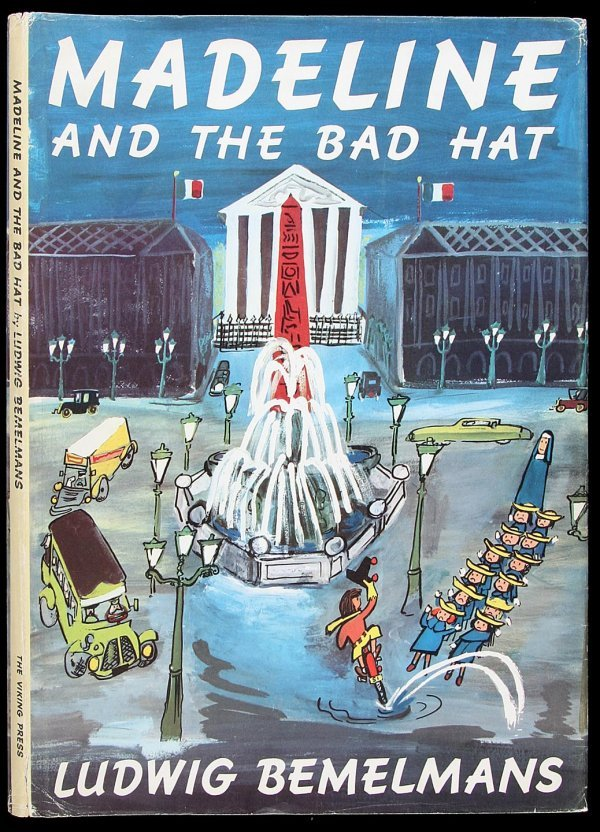 3023: Madeline and the Bad Hat 1st Trade Edition