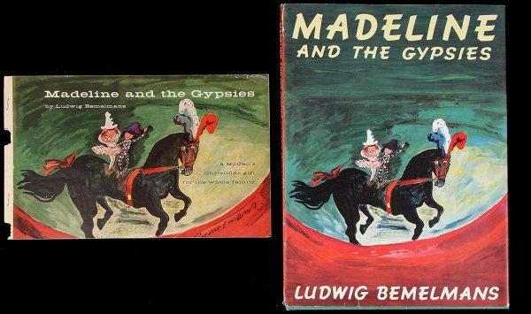 3024: Madeline and the Gypsies bk & unbound exerpt