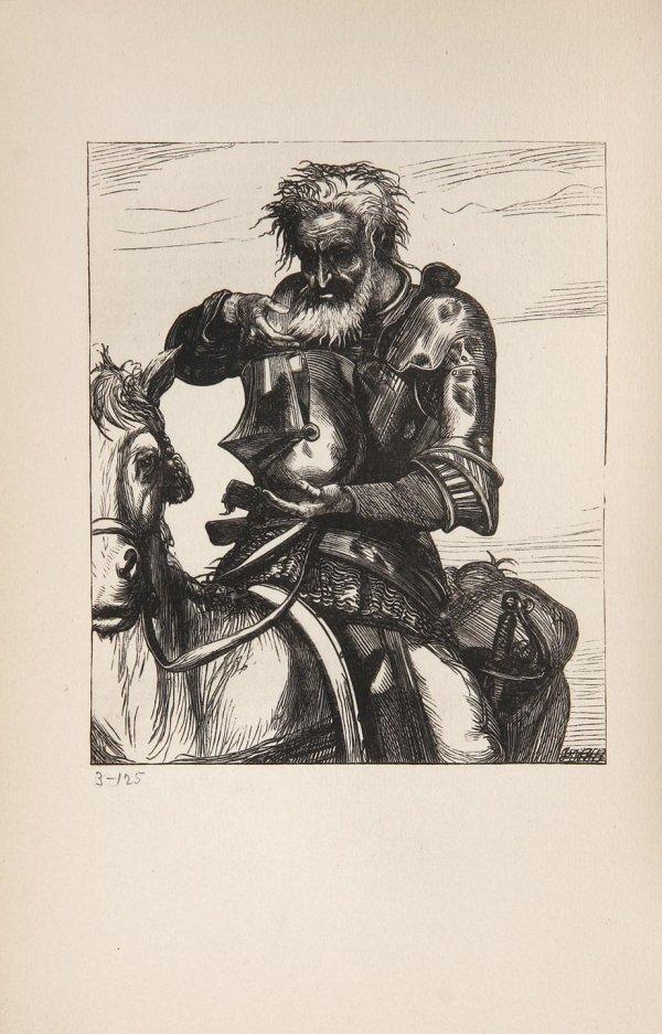 3079: Don Quixote with Rare Suite of Illustrations